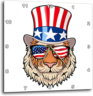 3dRose Carsten Reisinger T-Shirts Abraham Lincoln Bluffing Like A Patriot Poker Player USA Flag Illustrations
