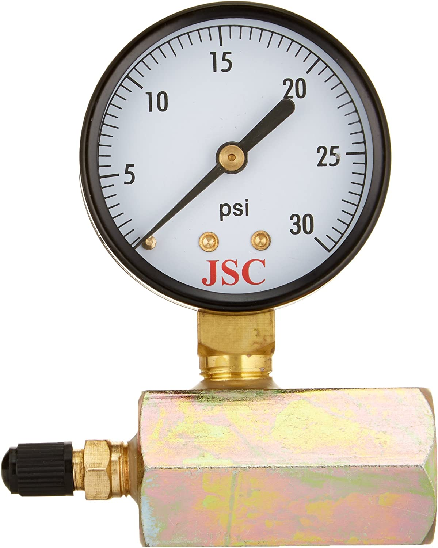 Honeywell G64-030 price Jones Stephens 30-Pound Selling rankings Test Gauge Gas Assembl