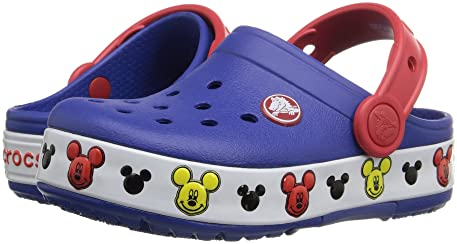 view more like this crocs kids crocslights mickey clog toddlerlittle kid