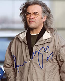 """Paul Greengrass""""Captain Phillips"""" Director AUTOGRAPH Signed 8x10 Photo"""
