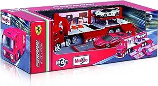 Maisto - Ferrari Evolution Hauler - Cars Included