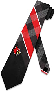 Louisville Cardinals Repeated Logo Bow Tie NCAA College Team