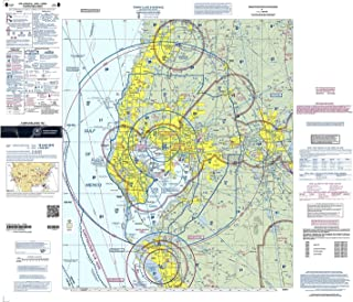 FAA Chart: VFR TAC TAMPA/ORLANDO TTAM (Current Edition)
