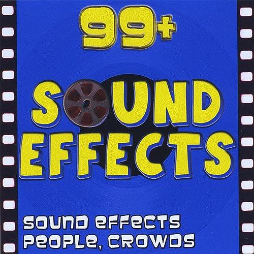 Sound Effects  People, Walla, Crowds