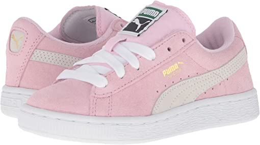 Pink Lady/Puma White/Puma Team Gold