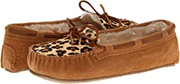 Minnetonka Leopard Cally Slipper