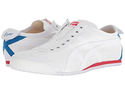 Onitsuka Tiger Mexico 66(r) Slip-On (White/White 2) Shoes