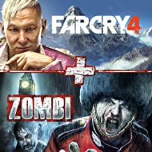 FAR CRY 4 AND ZOMBI BUNDLE - PS4 [Digital Code]