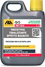 FILA Surface Care Solutions Wet Eco kleurbescherming met waterbasis voor terracotta, natuursteen en oorbeugel, 1 l
