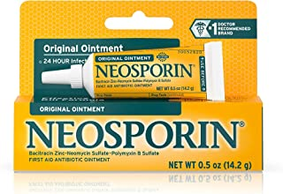 Neosporin Antibiotic Original Ointment 0.50 oz