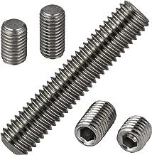 Kiefer24 M2 x 2-10 St/ück Gewindestifte Edelstahl A2 Rostfrei DIN 913 ISO 4026 V2A Madenschrauben