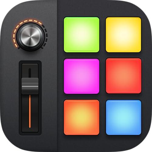 DJ Mix Pads 2 - Remix Version: Musik Spiele für alle, wer Lieder schreiben und aufnehmen, Soundeffekte verwenden, Melodie für Klingeltöne machen, schneiden will, Disco und EDM App mit Mikrofon