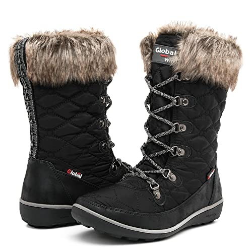 Globalwin Women s 1731 Winter Snow Boots 70a050f0d