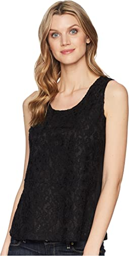 Roper 1596 All Over Lace Tank