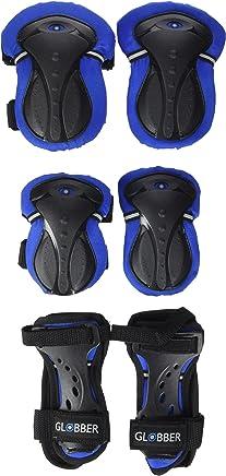 featured product Globber Protective Junior Set 540-100 Navy Blue XXS Range A (-25Kg)