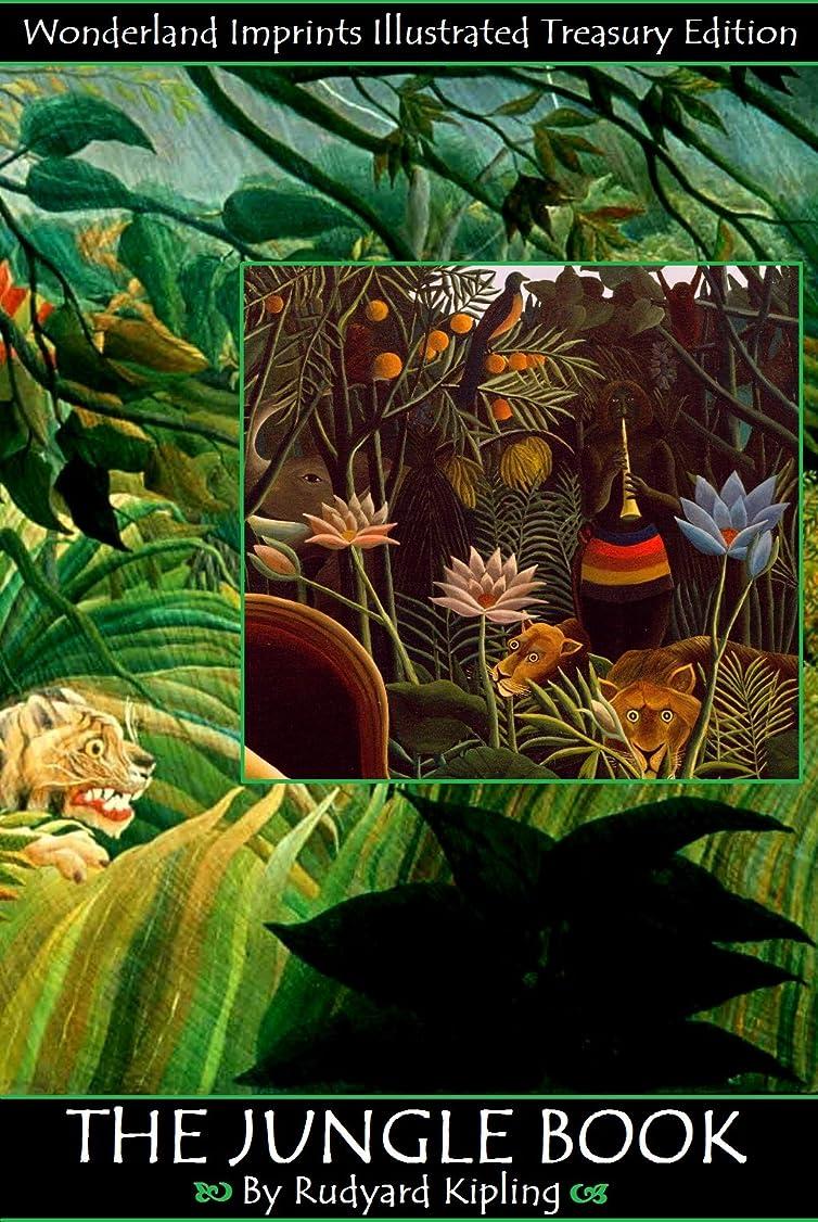 証明書ドリンクあえぎThe Jungle Book (Illustrated) (Illustrated Treasury Editions 3) (English Edition)