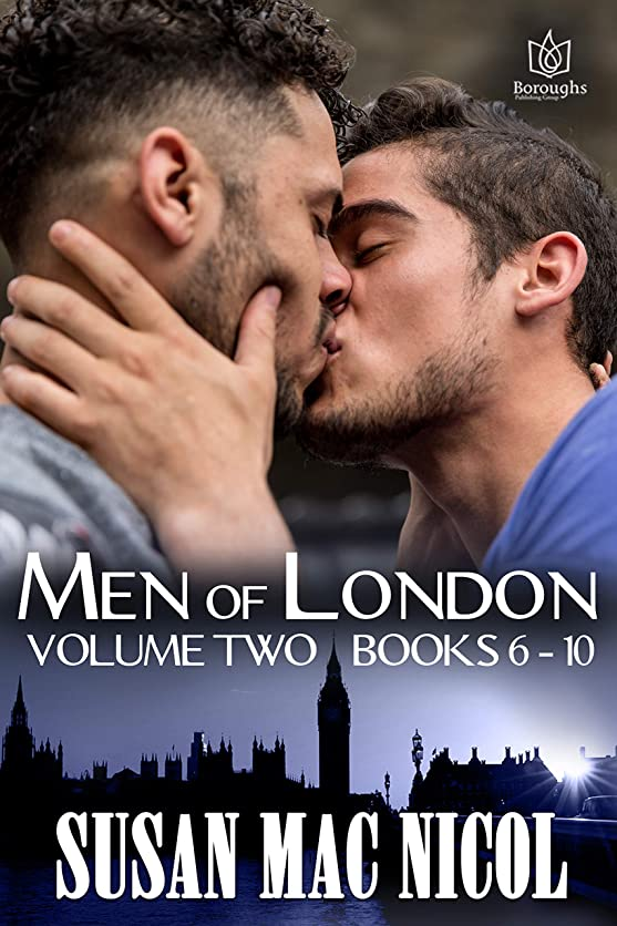 道徳誘導救出Men of London Box Set, Books 6 - 10 (English Edition)