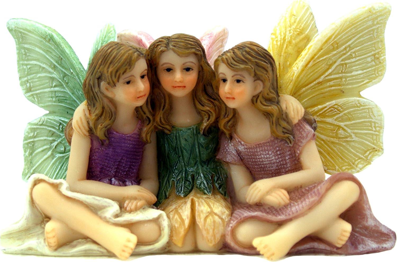 PRETMANNS Fairy New mail order Garden Fairies Accessories – Figurine Quality inspection