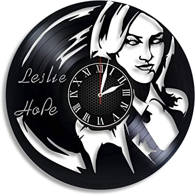 Details about  /Dobby Vinyl Record Wall Clock Decor Handmade 5294