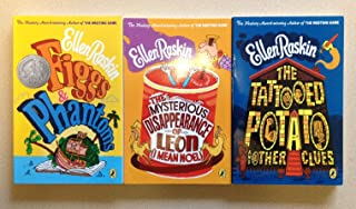 3-volume Set : The Tattooed Potato, The Mysterious Disappearance of Leon & Figgs & Phantoms