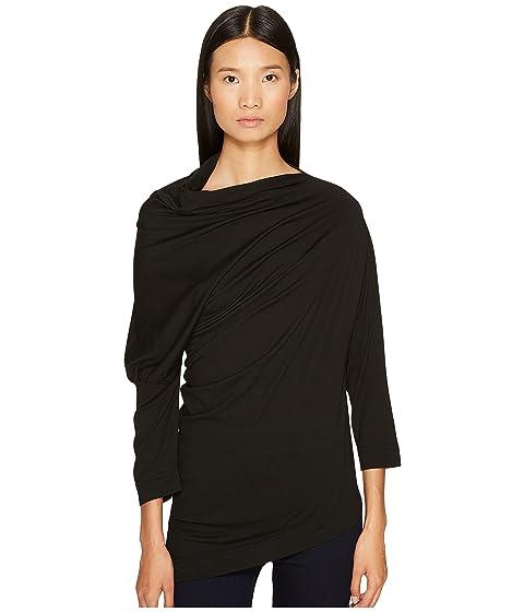 Vivienne Westwood Liberate Drape Neck Long Sleeve Top