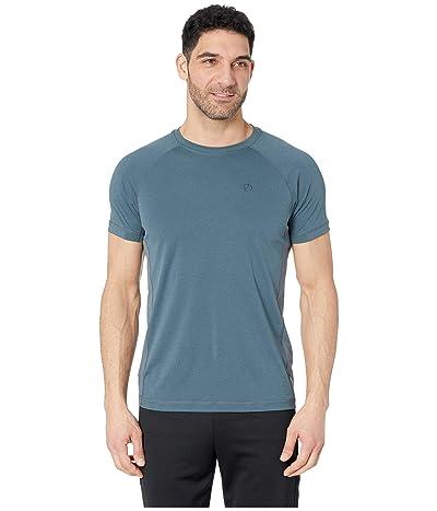 Fjallraven Abisko Vent T-Shirt (Dusk) Men