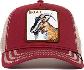 Goorin Bros. G.O.A.T, Red, One Size