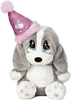 Aurora World Honey Lil Pup Birthday Plush with Hat, 7.5