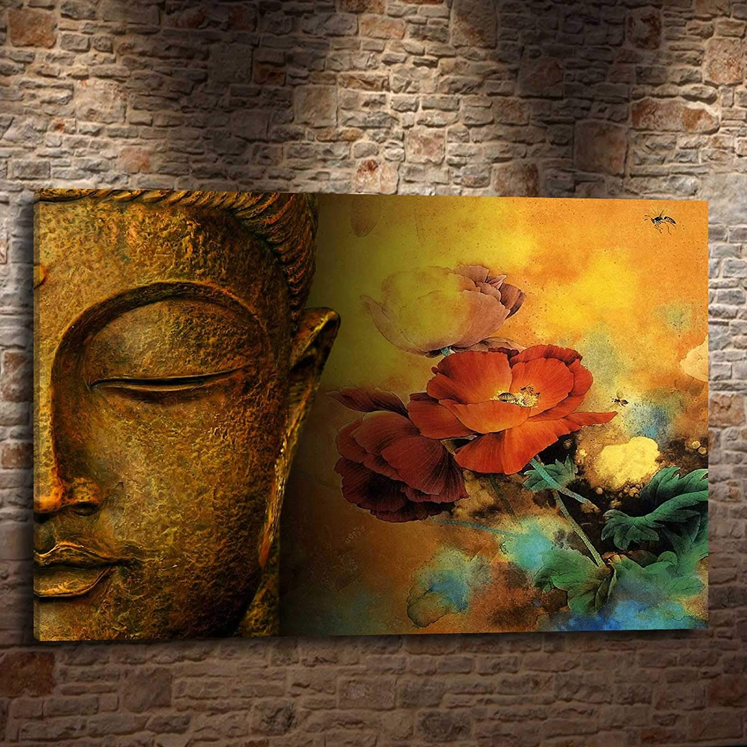YuFeng Challenge the lowest price Art Inn Modern Wall Poster on Canv 35% OFF Print Oil Painting