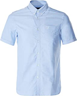 Fred Perry - Blue Men s Shirt 4440146