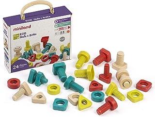 Amazon.es: tornillos de plastico: Juguetes y juegos