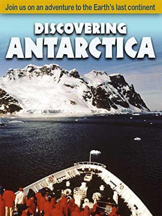 Discovering Antarctica (Home Use)
