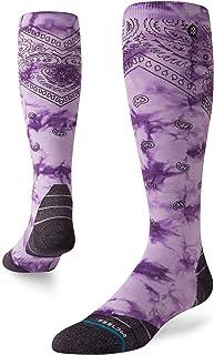 Stance Honshu Crew Socks in Lavender