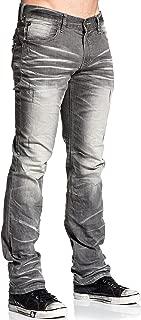 Ace Standard Norwalk Slim Straight Leg Denim Jeans for Men