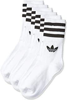 adidas Unisex Mid Cut Crw Sck Socks