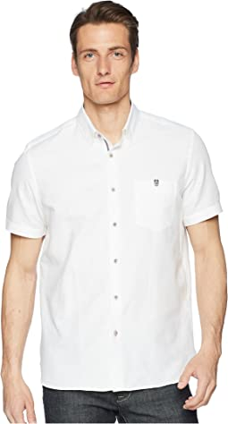 Peeze Short Sleeve Woven Shirt