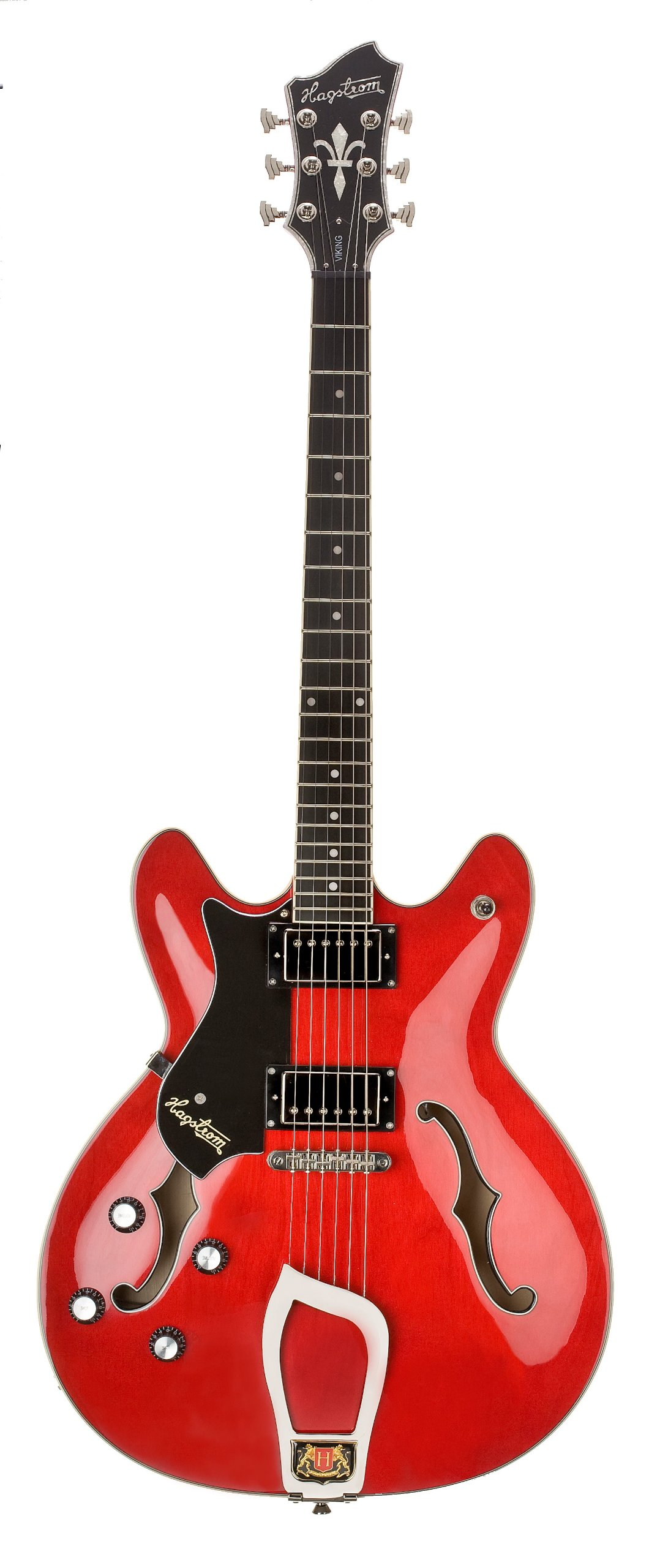 Cheap Hagstrom Viking Electric Guitar (Left Handed Wild Cherry Transparent) Black Friday & Cyber Monday 2019