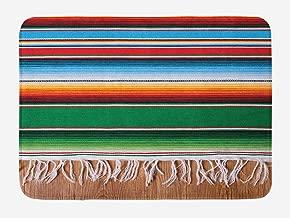 serape boot rugs