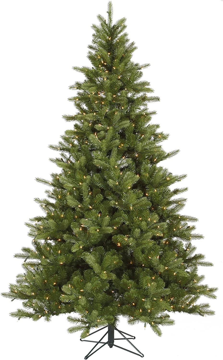 Vickerman 9' King Spruce Artificial Tree Dura-L Christmas Superlatite Clear Free shipping on posting reviews