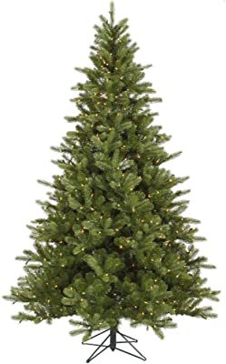 Vickerman 65' King Spruce Artificial Christmas Tree with 350 Clear lights