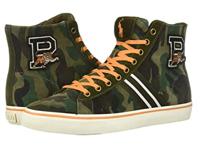 Polo Ralph Lauren Solomon II (Olive Camo) Men