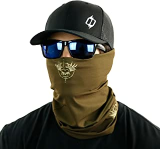 Hoo-Rag Tactical Facemask & Neck Cover - Protection from Sun, Wind & Harsh Elements