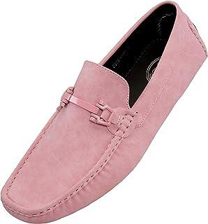 9c9eedaa46c6e Amazon.com: casual shoes mens - Pink / Shoes / Men: Clothing, Shoes ...