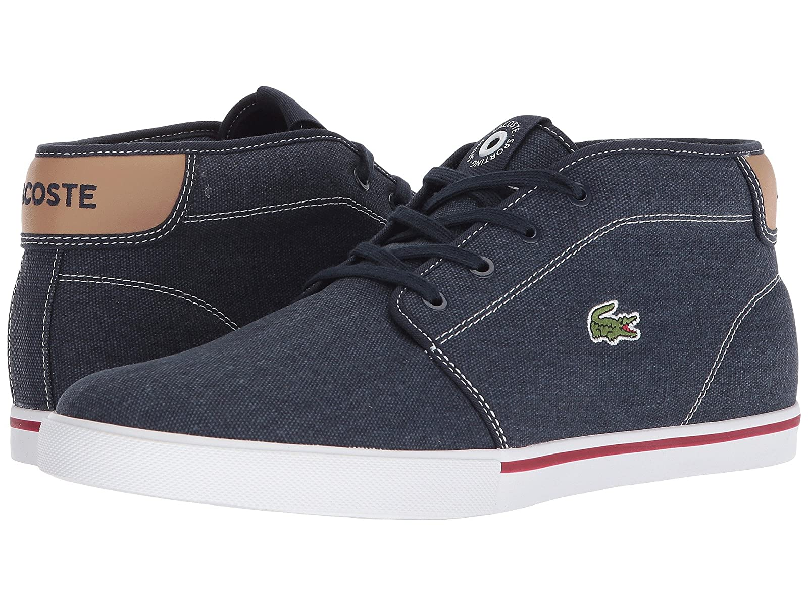 Lacoste Ampthill 118 1Atmospheric grades have affordable shoes