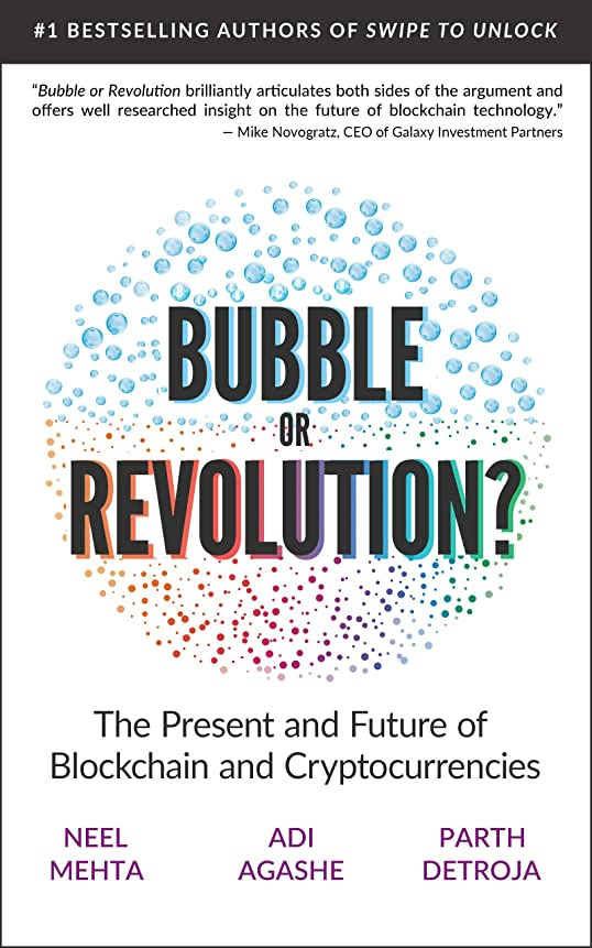 モード海藻めったにBlockchain Bubble or Revolution: The Present and Future of Blockchain and Cryptocurrencies (English Edition)