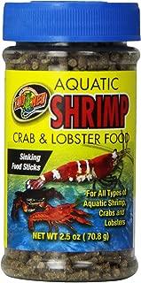 Zoo Med Laboratories Aquatic Shrimp Crab and Lobster Food