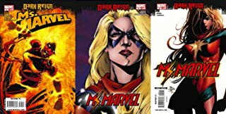 Ms. Marvel #37-39 (2006-2010) Limited Series Marvel Comics - 3 Comics