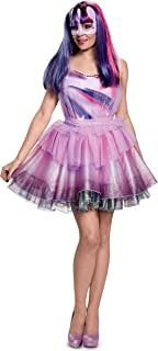 Disguise Women's Twilight Sparkle Movie Deluxe Adult Costume