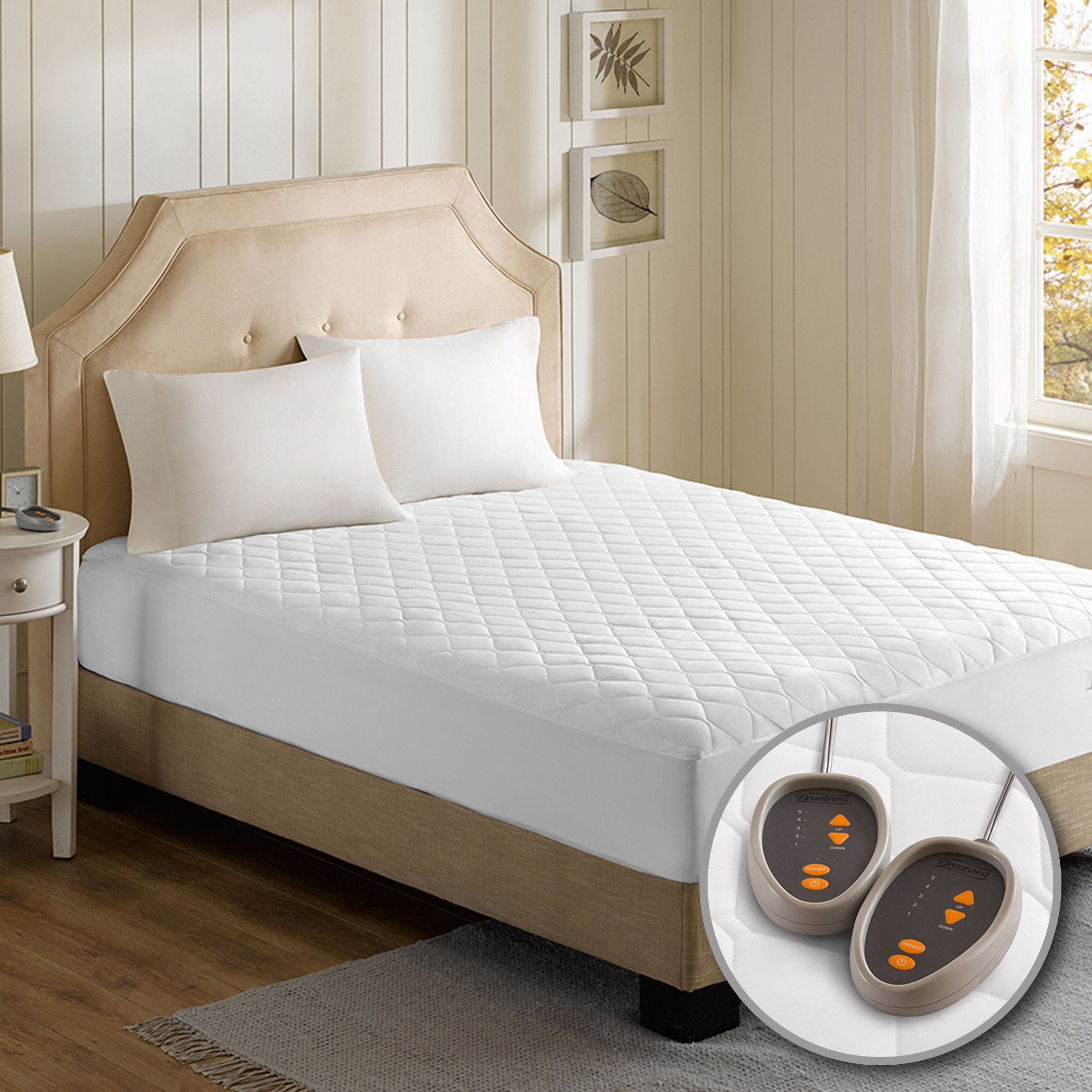 Beautyrest Mattress Technology 5 Setting Controllers