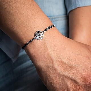 Made by Nami Stretch-Armband für Mädchen & Frauen - Elastische Freundschafsarmbänder für beste Freundin, Mutter & Tochter...